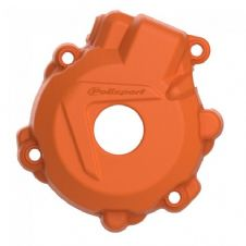 IGNITION COVER PROTECTOR KTM/HUSKY EXCF250 14-16, EXCF350 12-16, FE250/350 14-16 ORANGE